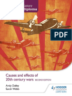 Access to History for the IB Diploma Causes and Effects of 20th Century Wars Second Edition Nodrm
