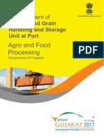 2 Mechanized Grain Handling and Storage Unit at Port