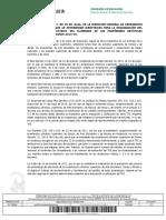 1. Instrucción 11-2017 de La Dirección General de Ordenación Educativa, Por La Que Se Regulan Aspectos Relativos Al TFE