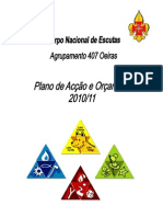 Plano e Orçamento 2010-2011