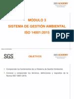 Modulo 3 ISO 14001