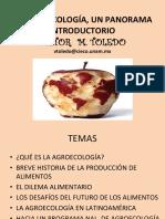 Agroecologia Queretaro 2018 Primera - Victor Toledo