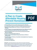 LL Position Paper Housing