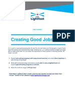 LL CreatingGoodJobs Issue