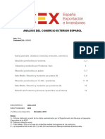 Analisis Del Comercio Exterior Español_2018_238031