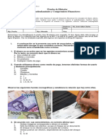 Evaluación Ahorro, Endaudamiento y Compromisos Financieros