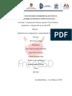 Servidor FTP Documentacion