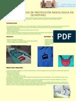 Principios Proteccion Radiologica Quirofano