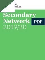 Whole Education Secondary Membership Pack 2019-20