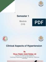 Template of Lecture in Sem 2 CVS
