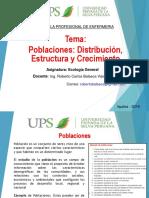 Clase 4_Poblaciones, Distribución, Estructura y Crecimiento