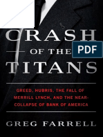 Crash of the Titans by Greg Farrell - Excerpt