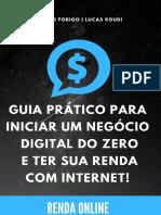 Como Iniciar Seu Negocio Digital Online