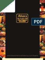 Adam's Ribs - Salisbury