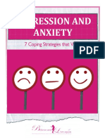 Depression and Anxiety eBook Believe and Live Again