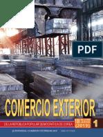Comercio Exterior de la RPDC - 01 - 2019