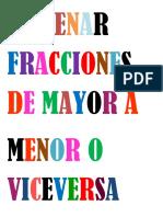 ORDENAR FRACCIONES DE MAYOR A MENOR O VICEVERSA.docx
