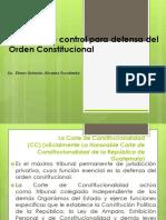 Sistema de Defensa Del Orden Constitucional