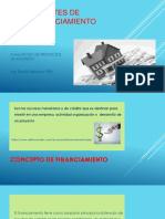 3.-Fuentes de Financiamiento