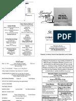 St Andrews Bulletin 052619