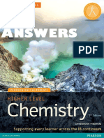 IB Chemistry HL - ANSWERS - Pearson - Second Edition.pdf