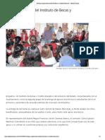02-05-19 - OPINION SONORA - Entregan apoyos del Instituto de Becas y Crédito Educativo - Opinión Sonora