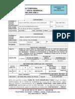 Contrato Obra Civil n 2 Angel
