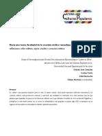 Hurtado, Nelson et al. - Hacia una teoría decolonial de la creación estética venezolana GINDE