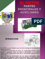 1.-El Motor Partes Principales y Auxiliares Original 1