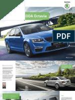 Octavia Brochure July 2014