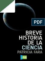 Patricia Fara. Breve Historia de La Ciencia r1.0