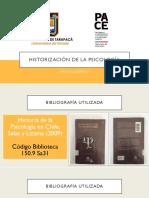 Historización de la Psicología