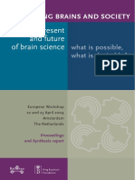 (2004) Connecting Brains and Society. the Present and Future of Brain Science. International Workshop 22-23 April 2004. Amsterdam. Colophon