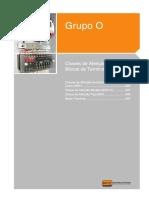 RITZ - Chaves de Aferição e Blocos Terminais