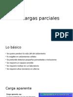 Descargas Parciales y Tg Delta