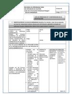 GFPI-F-019 Vr2. GUIA 13 Metodologia de La Investigacion