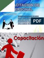 182700642 Capacitacion de Personal Ppt