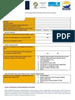 IMPRESS Business Questionnaire KICC