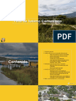 Perfil de Turismo Comunitario