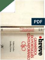 339689399 Celso Cunha e Lindley Cintra Nova Gramatica Do Portugues Contemporaneo PDF