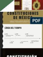 Constituciones de México.pptx