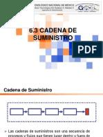 6.3 Cadena de Suministro (1)