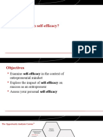 7. Do You Have High Self Efficacy