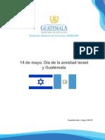 Israel y Guatemala-DIGECUR