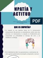 Diapositivas empatia