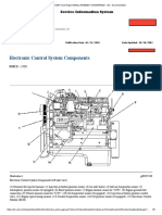 Electronic Control System 3126
