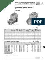 Motor de Reductor Sew Linea Aerea Drs80s4