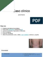 Caso de Psoriasis