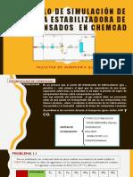 Aplicación de Chemcad