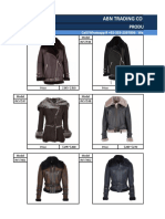 Wholesale Price List _Women Genuine Leather Jackets & Coats 3